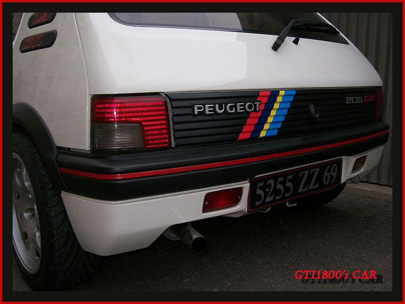 [GTI1800] 205 GTI 1L9 Blanc Meije AM88  - Page 2 100_3512