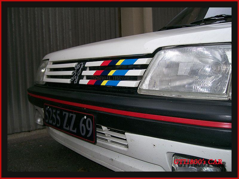 [GTI1800] 205 GTI 1L9 Blanc Meije AM88  - Page 2 100_3513