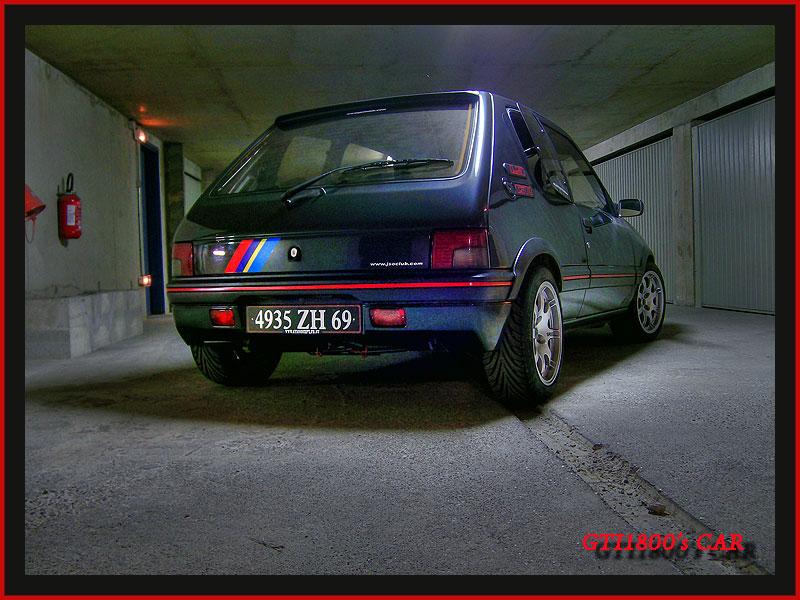 [GTI1800] 205 GTI 1L9 Gris Graphite AM92  - Page 3 4310