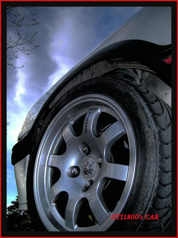 [GTI1800] 205 GTI 1L9 Blanc Meije AM88  5874110