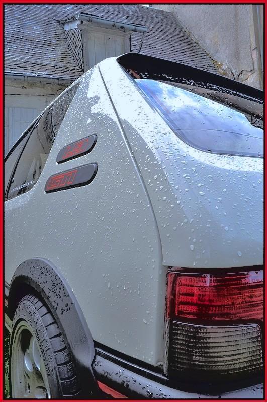 [GTI1800] 205 GTI 1L9 Blanc Meije AM88  Top12210
