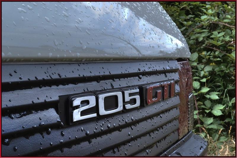 [GTI1800] 205 GTI 1L9 Blanc Meije AM88  Top13910
