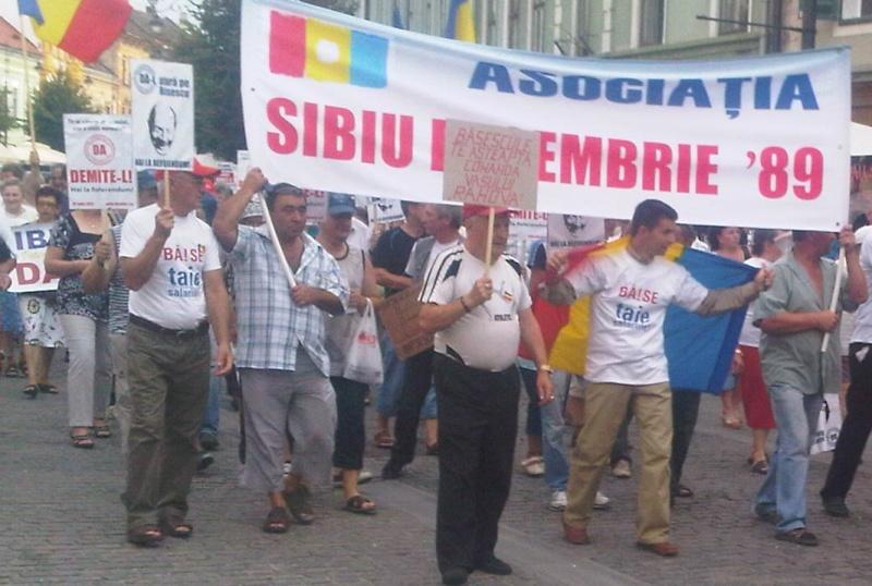inquiétudes sur la situation politique en Roumanie Sibiu_11