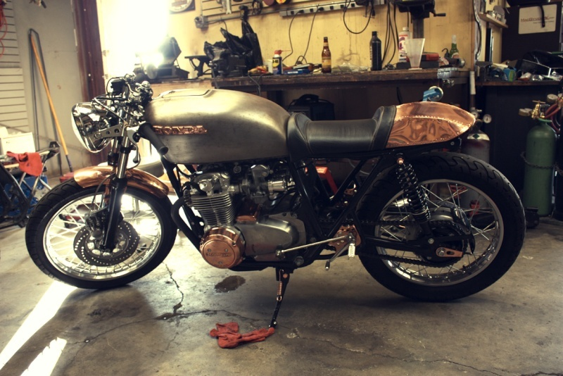 CB 550 kott motorcycle  Honda_10