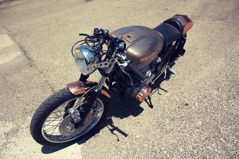 CB 550 kott motorcycle  Honda_11