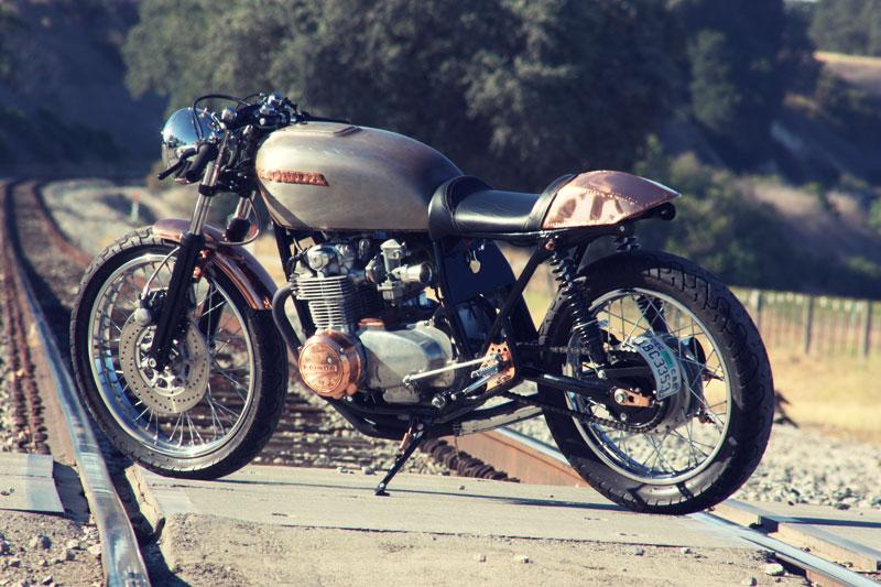 CB 550 kott motorcycle  Honda_12