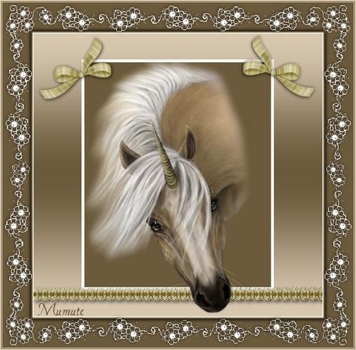 Licorne scrap pfs Cheval10