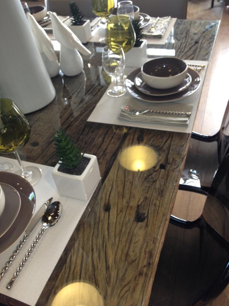 Table de salle à manger - de quel bois s'agit-il ? Photo10