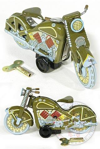 Jouets, jeux anciens et miniatures sur le monde Biker - Page 6 Harley12