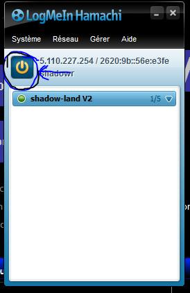 [shadow-land V2]minecraft seveur Logmei10