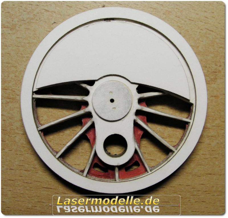 LC-Treibräder für die PU 29 in 1:25 Sany2714