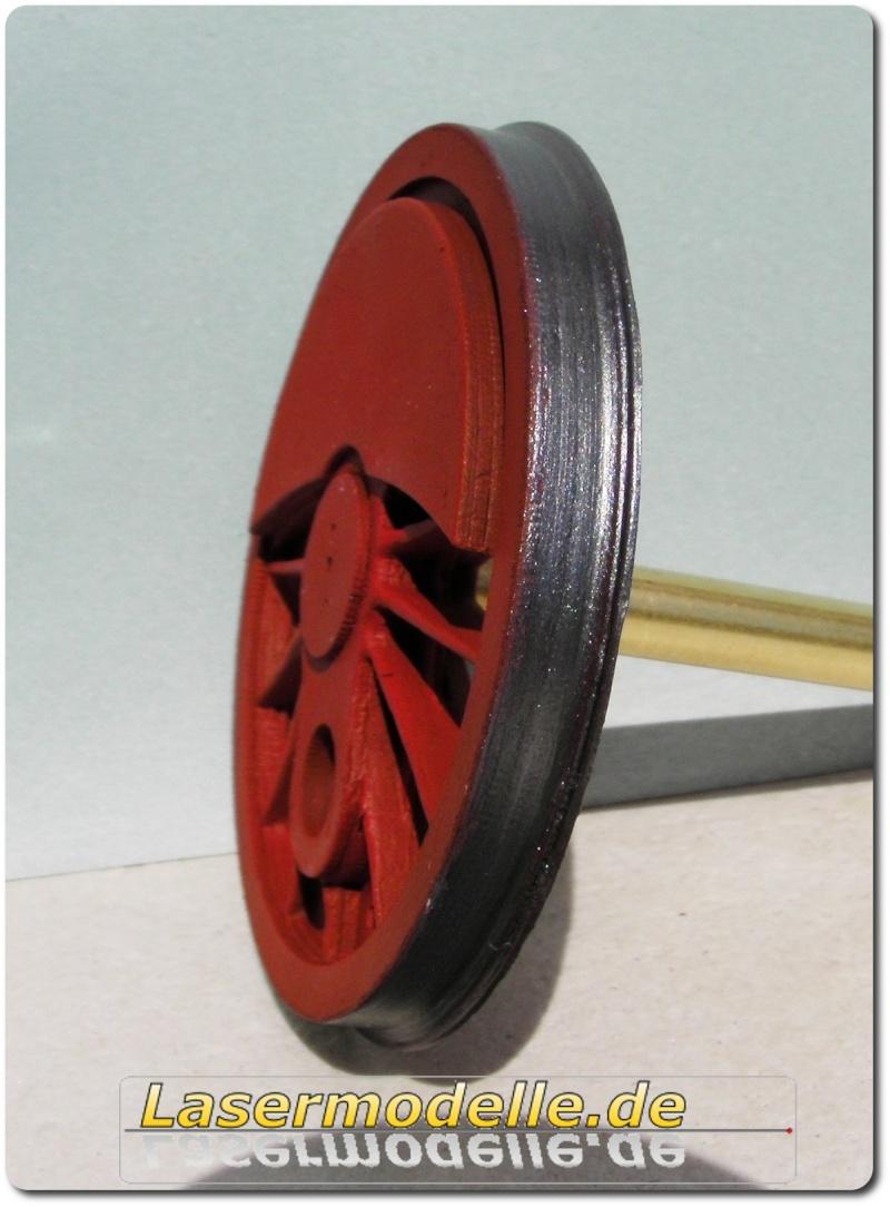 LC-Lokradsatz für die BR-50/52 Ty2 usw. M [1:25] Sany2720