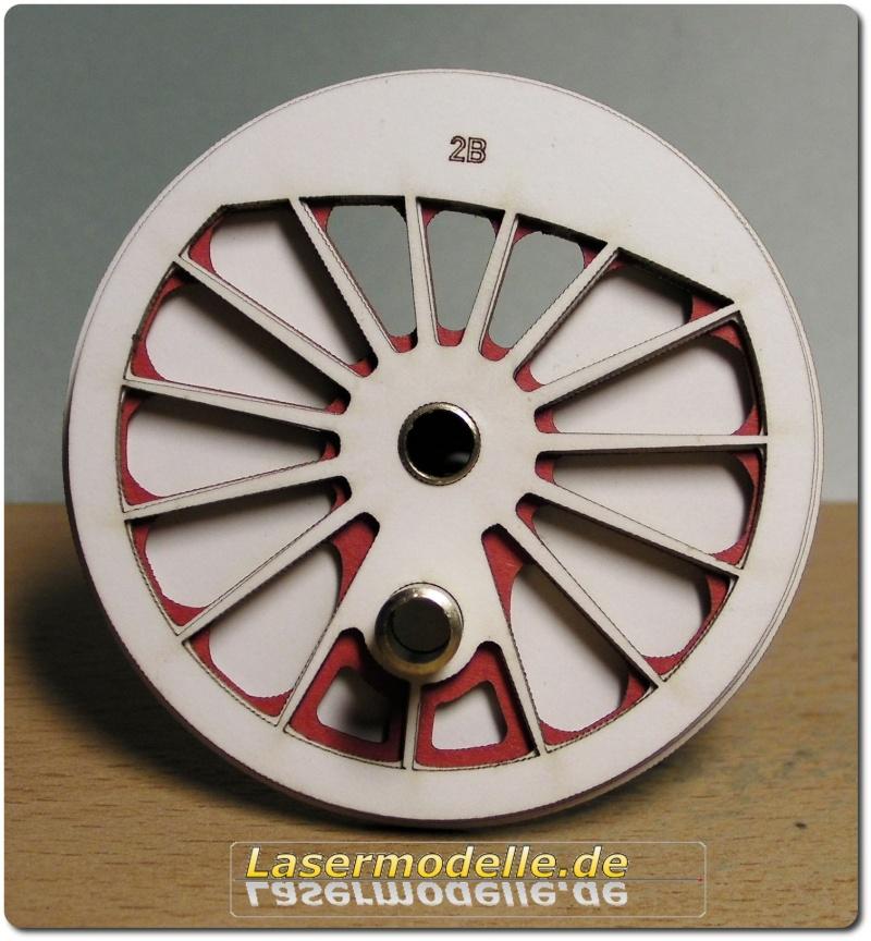 LC-Lokradsatz für die BR-50/52 Ty2 usw. M [1:25] Sany2725