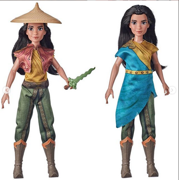 Raya et le dernier dragon Hasbro10