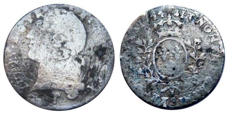 Louis XV 1/20 écu au bandeau 1744 S (Reims) ??? Louisx10