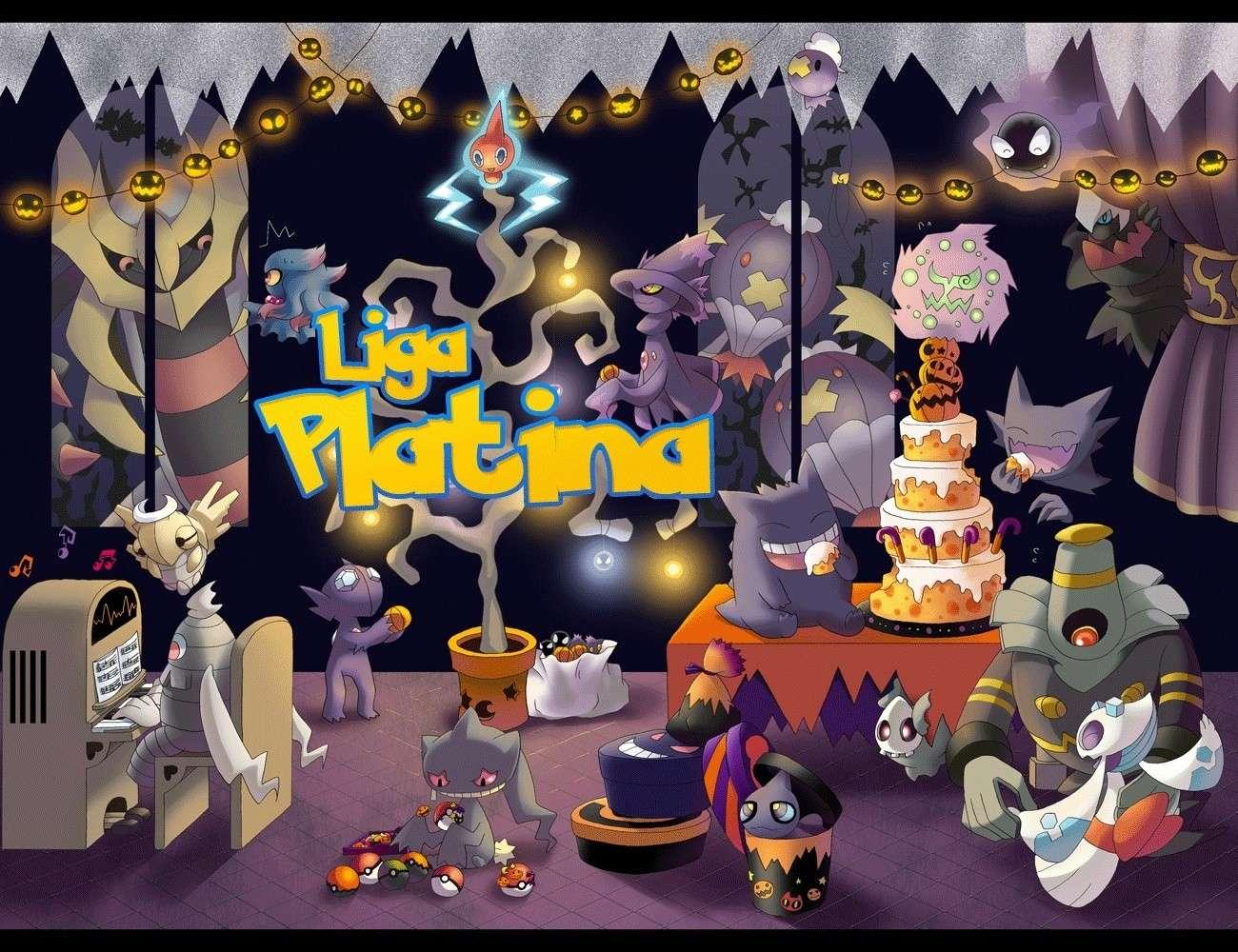 Wallpaper Halloween Logo-h10
