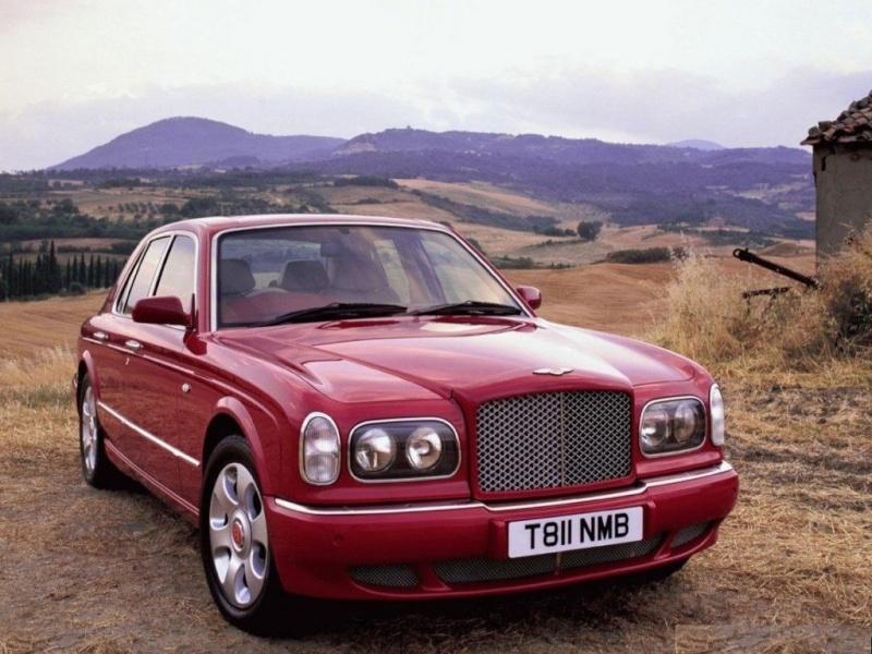 Bentley Arnage  Photo_11