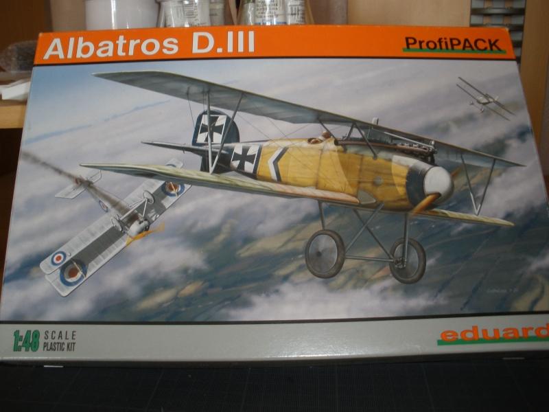 Albatros D.III 1/48 Eduard P9170119