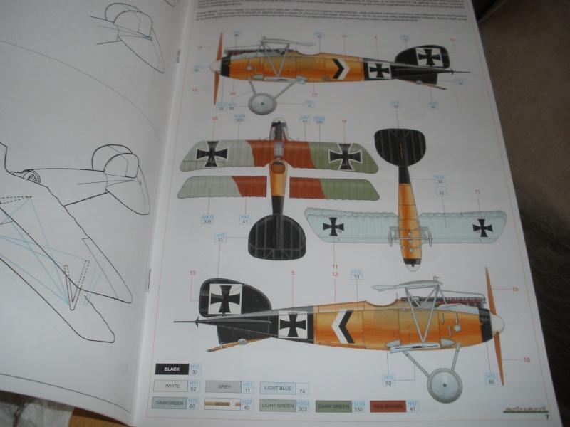 Albatros D.III 1/48 Eduard P9300114