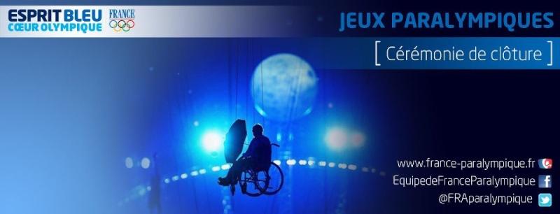 Londres 2012 - Jeux Paralympiques - Cérémonie de Clôture Clotur10