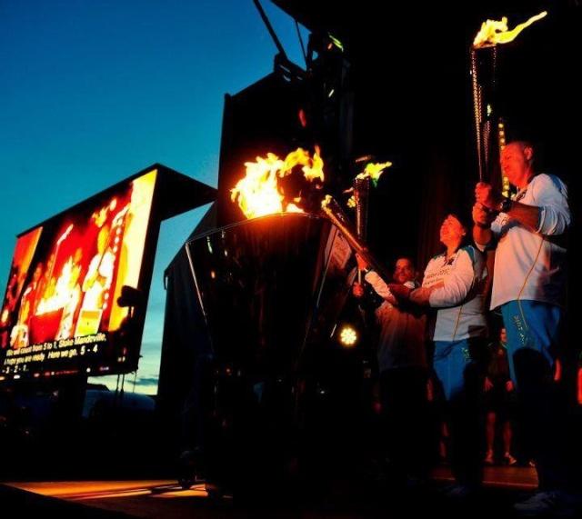 Londres 2012 - Jeux Paralympiques - Jour J Para_d13