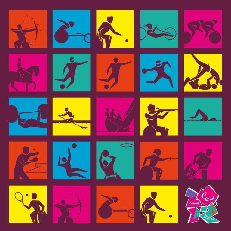 Londres 2012 - Jeux Paralympiques - J-15 Silhou10
