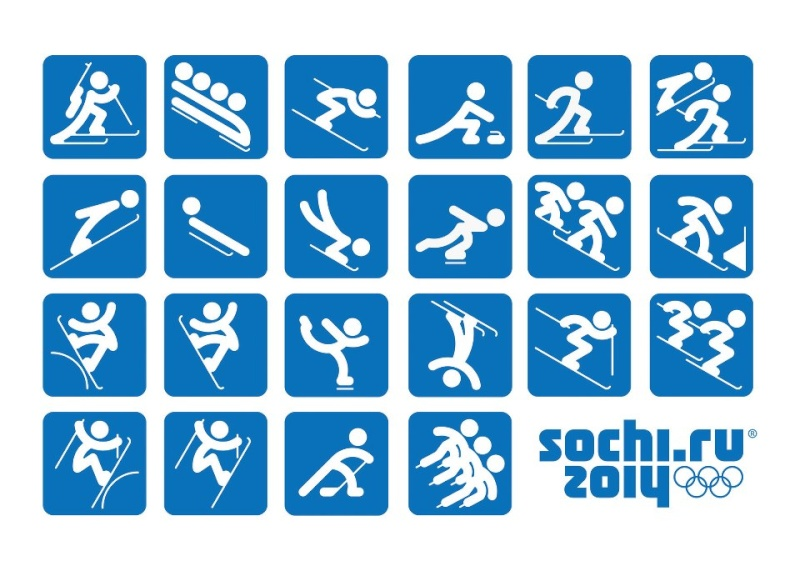 Sochi 2014 - The Pictograms Sochi210