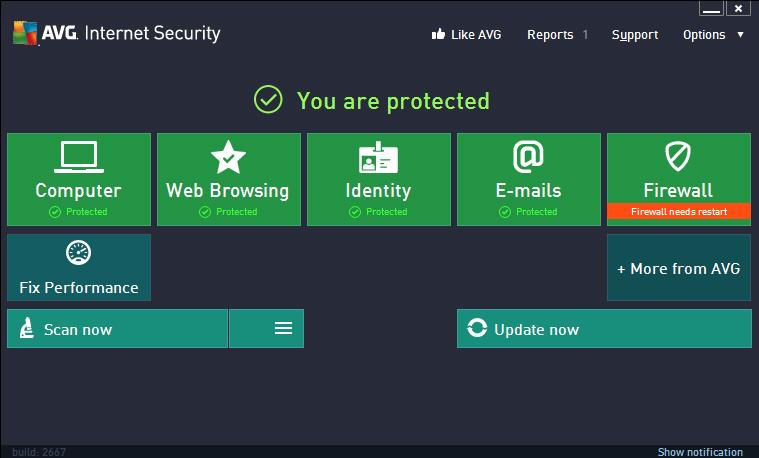 حصريا عملاق الحماية من الفيروسات AVG 2013 13.0 Build 2667a5738 في اصداره الفاينال و بنسختيه الانتي فيروس و الانترنت سيكيورتي مع السيريالات للنواتين 32 و 64 على اكثر من سيرفر .  Untitl10