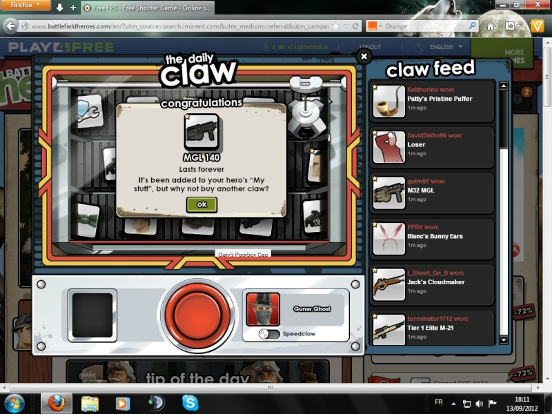 The Daily Claw - Page 5 13475510