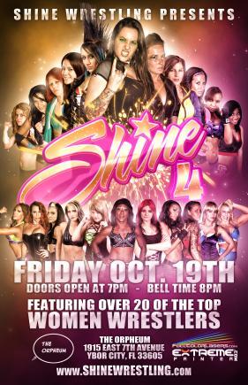 [Vidéo] Shine 4 (19/10/2012) 28high10