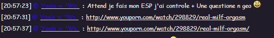 Les moments fort du chat. - Page 37 Screen10