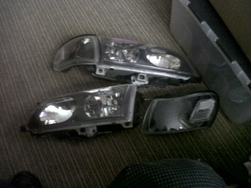 corolla e10 aftermaket headlights Img-2010
