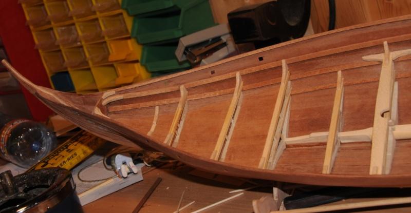 Skuldelevschiff - Ein älterer Bausatz von Billing Boats in 1:25  - Seite 5 6_02110