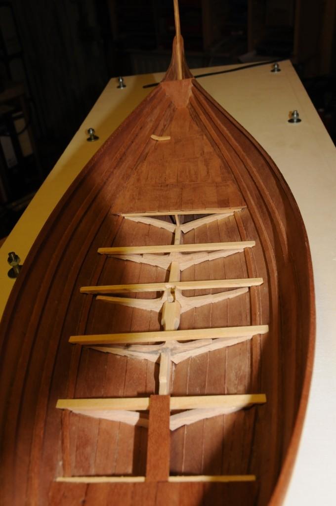 Skuldelevschiff - Ein älterer Bausatz von Billing Boats in 1:25  - Seite 3 Dsc_7611