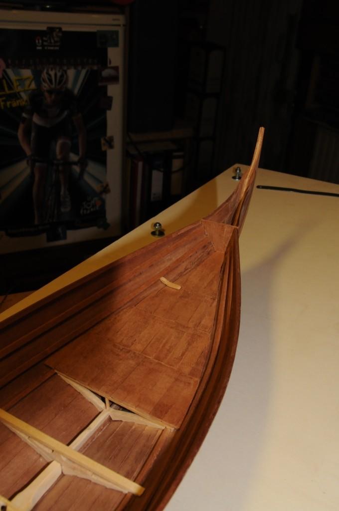 Skuldelevschiff - Ein älterer Bausatz von Billing Boats in 1:25  - Seite 3 Dsc_7612