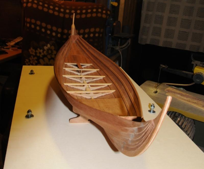 Skuldelevschiff - Ein älterer Bausatz von Billing Boats in 1:25  - Seite 3 Dsc_7615