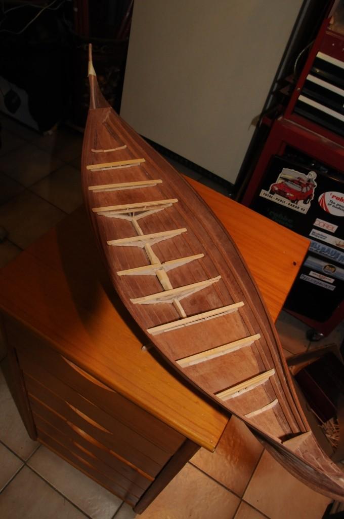 Skuldelevschiff - Ein älterer Bausatz von Billing Boats in 1:25  - Seite 4 Dsc_7628