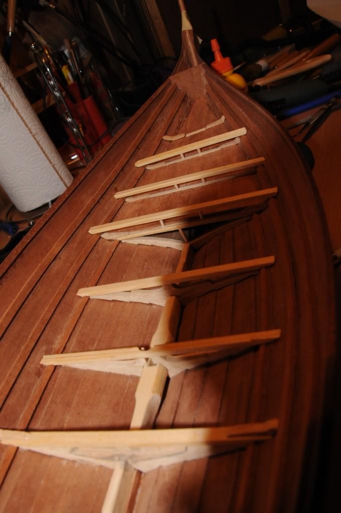 Skuldelevschiff - Ein älterer Bausatz von Billing Boats in 1:25  - Seite 4 Dsc_7629