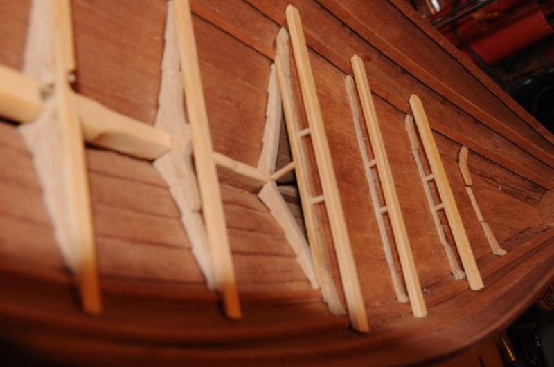 Skuldelevschiff - Ein älterer Bausatz von Billing Boats in 1:25  - Seite 4 Dsc_7630