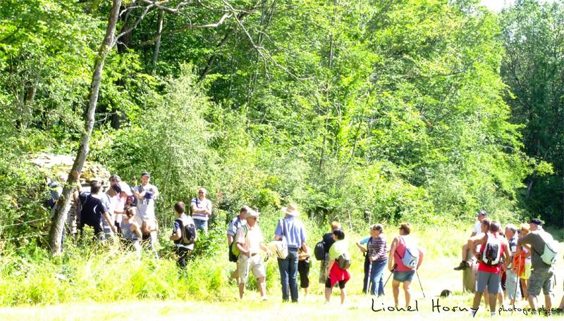 RANDONNEE DES CADEULES du 22 JUILLET 2012 Dscf9310