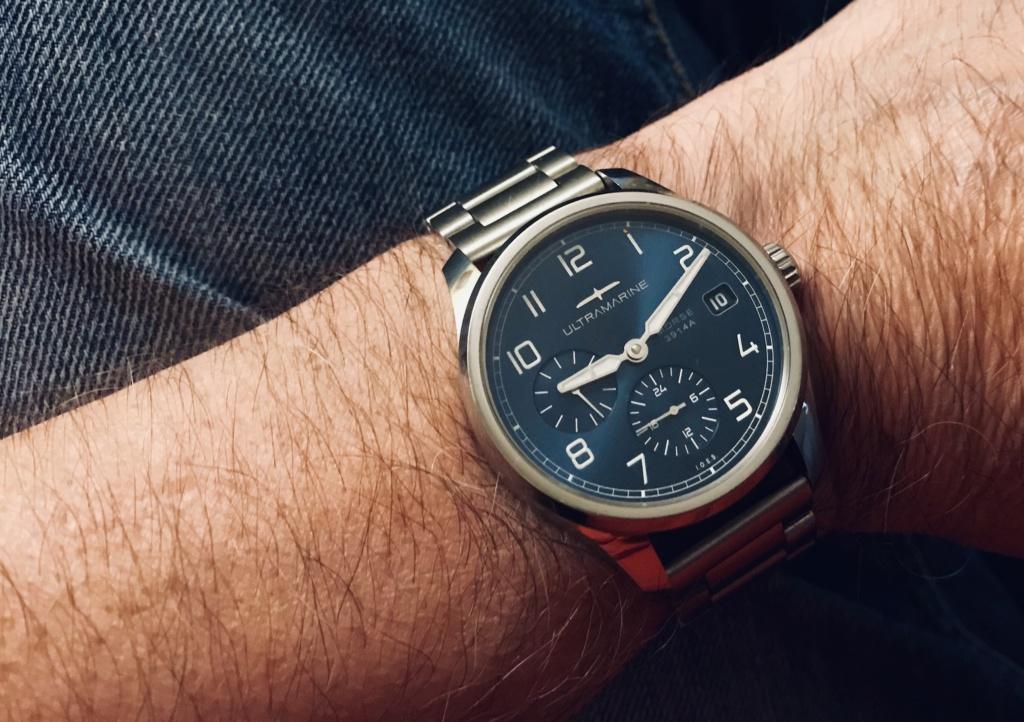 ULTRAMARINE Morse 9141B - Conçue pour ceux qui aiment les vraies montres (tome2) 1f0d3e10