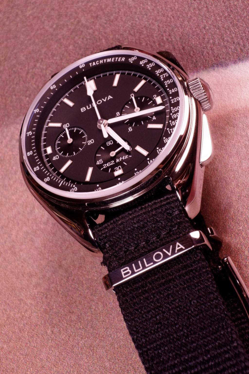 Bulova Lunar Pilot, l'autre moonwatch ! B110