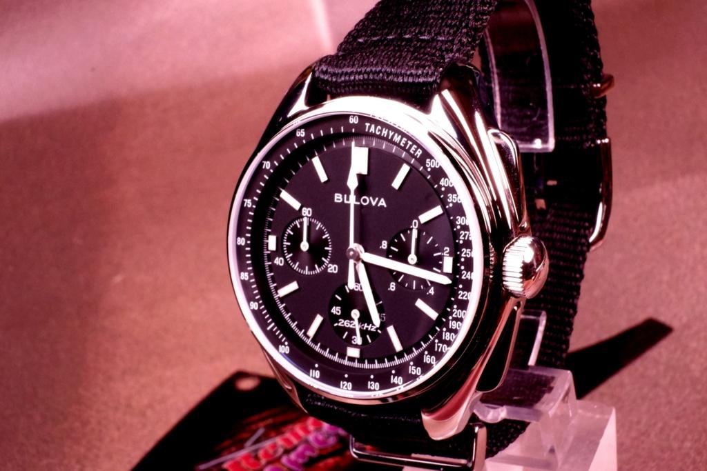 Bulova Lunar Pilot, l'autre moonwatch ! B210