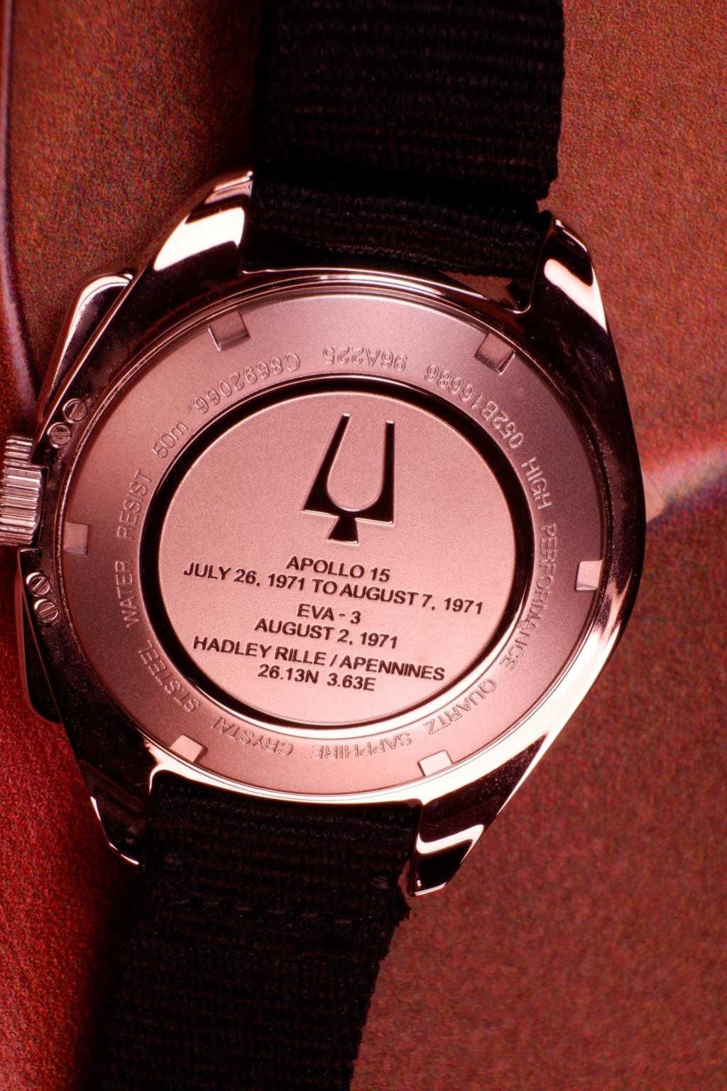Bulova Lunar Pilot, l'autre moonwatch ! B310
