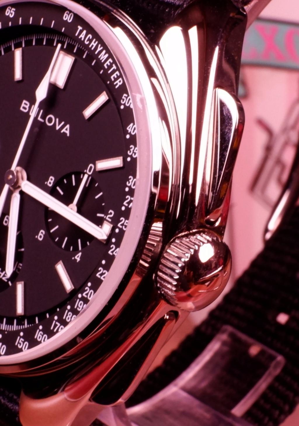 Bulova Lunar Pilot, l'autre moonwatch ! B610