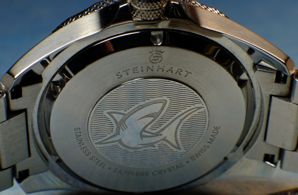 [Vends] Steinhart OCEAN II blue Ocean510