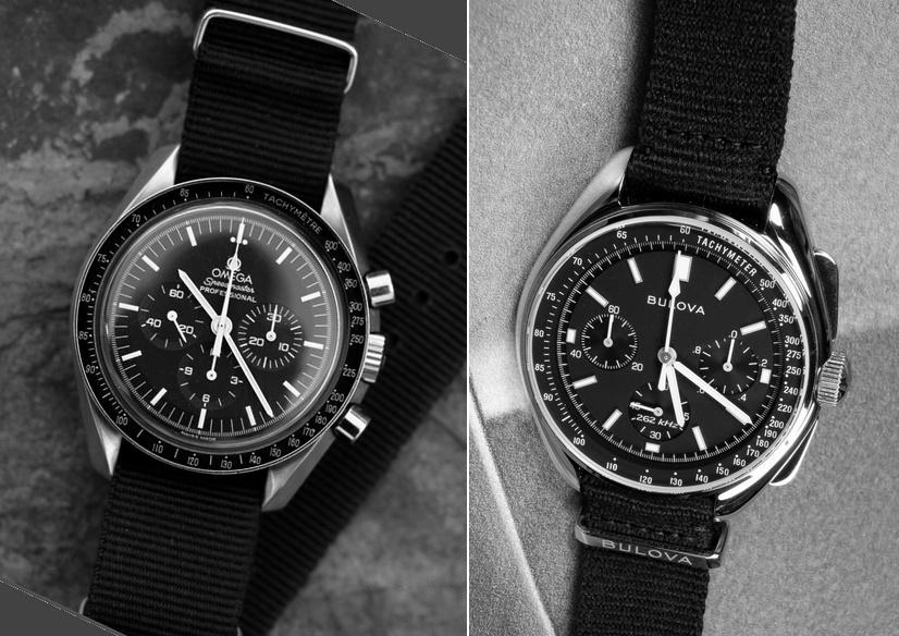 Bulova Lunar Pilot, l'autre moonwatch ! Speed-10