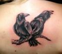 Tatouages d'inspiration Viking Raven_10