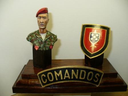 """Soldat """"COMANDO"""" (Portugal) Fp-ult12"""