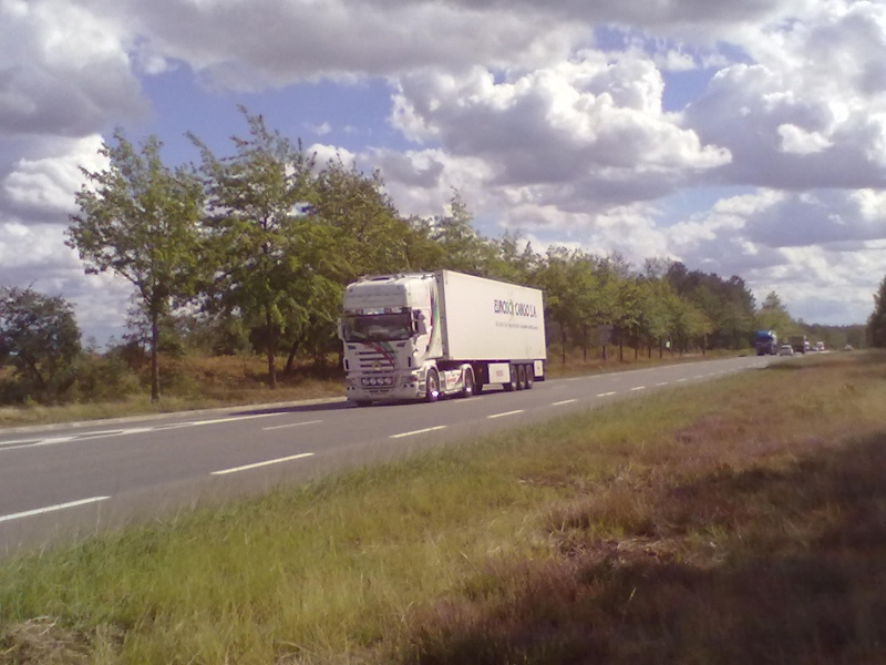 Eurosol Cargo sa   (Calasparra - Murcia) 26092024